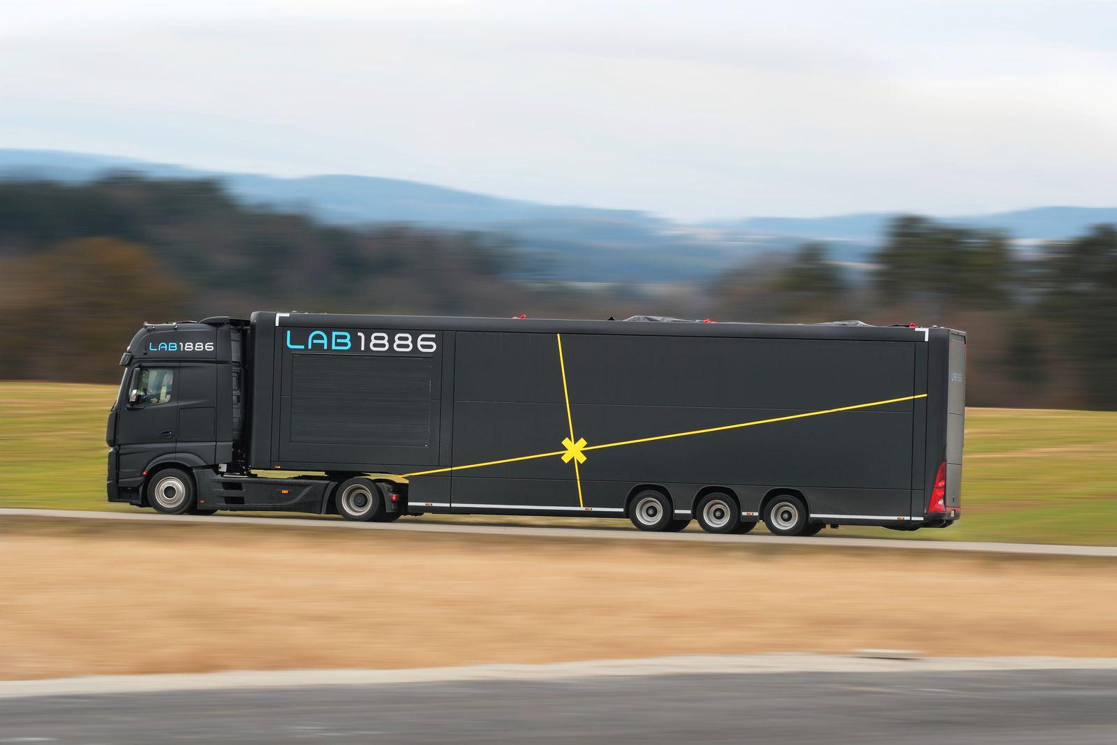 Lab1886 / Daimler / Truck