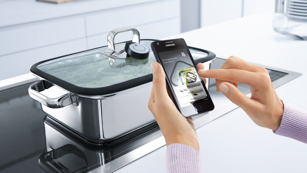 Kochgeschirrtrends 2013: Hightech-Töpfe garen besser