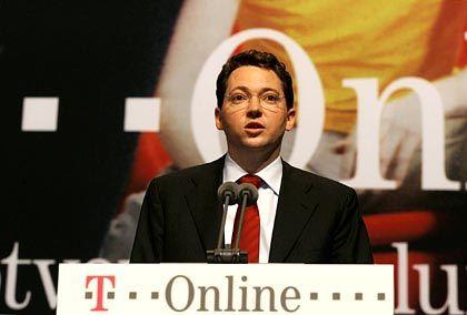 Buhlt um Neukunden: T-Online-Chef Rainer Beaujean