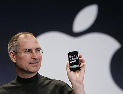 Dieser Mann ist Apple: Steve Jobs gilt als Verkaufsgenie, aber nicht als Vorbild