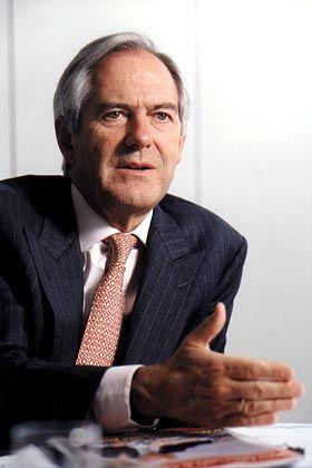 """""""In der Wirtschaft sollten Menschen nicht länger als zehn Jahre eine Firma führen, tunlichst kürzer. Es fällt den meisten dann nichts Neues mehr ein, man kennt sich zu gut, man verschleißt sich."""" Roland Berger, Aufsichtsratsvorsitzender des gleichnamigen Beratungsunternehmens"""