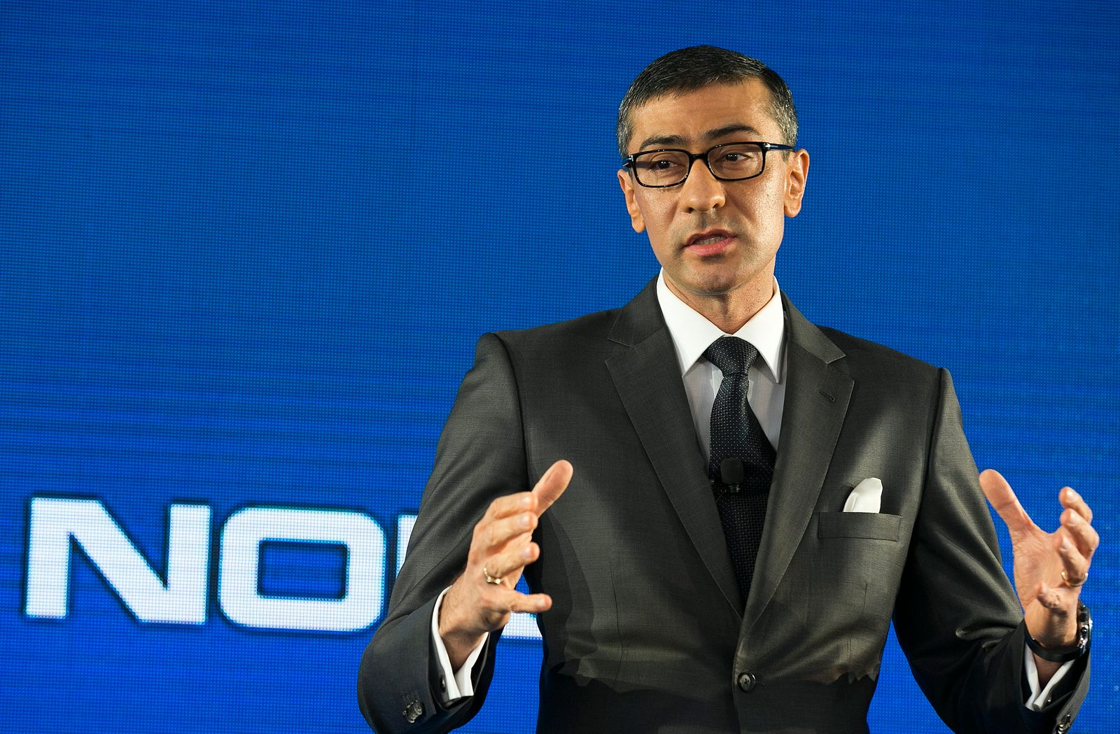 Nokia appoints Rajeev Suri as President and CEO