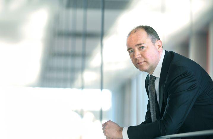 Gründer Ralph Dommermuth: Sein 40-Prozent-Anteil an United Internet war schon mal mehr wert.