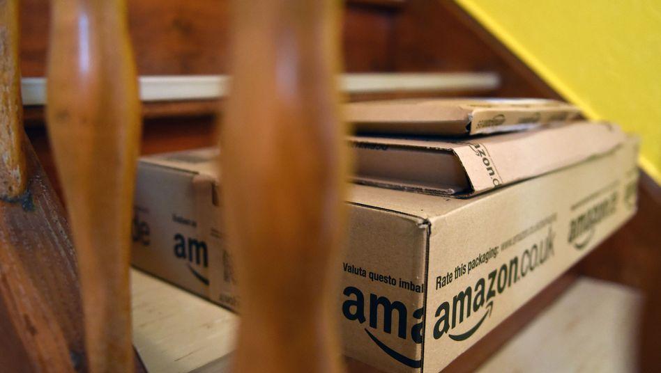 Amazon-Pakete: Künftig vom Nachbarn geliefert?