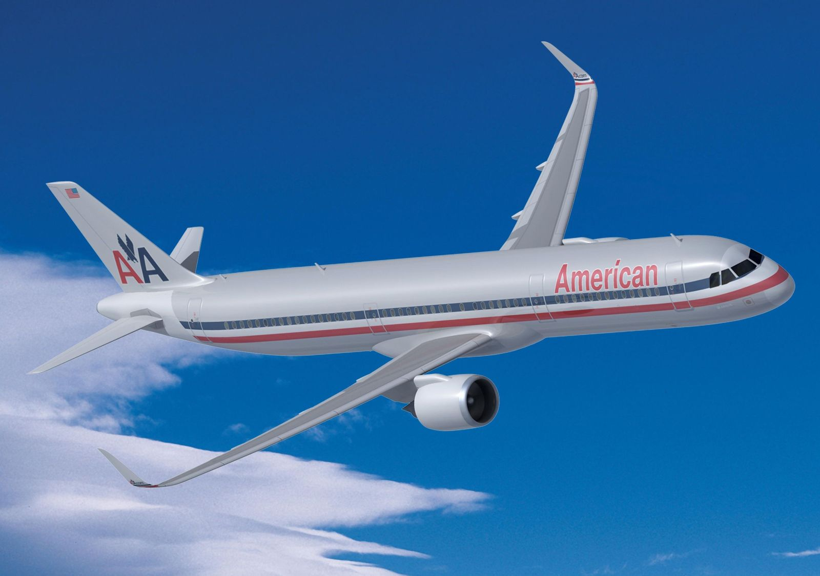Airbus American Airlines / Airbus A321 Neo