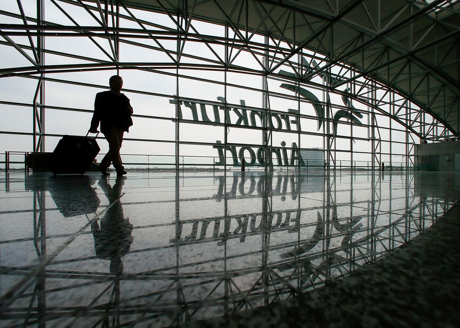Lufthansa Strike Leads To Massive Flight Cancellations