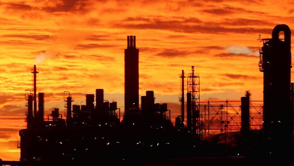 BASF-Werk in Ludwigshafen: Die Konzernführung will die Dividende auf 2,50 Euro erhöhen