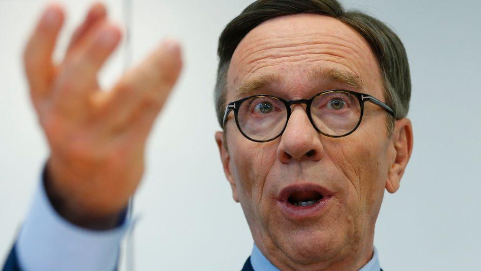Ex-VDA-Chef Matthias Wissmann wechselt in die Bankenbranche