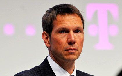 Telekom: Vorstandschef Obermann tauscht in Großbritannien das Management aus