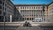 Razzia in Finanz- und Justizministerium