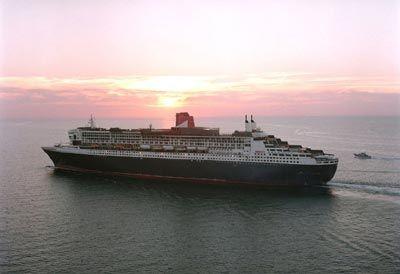 """Sonnenseite: Eine Atlantiküberquerung auf der """"QM2"""" gibt es ab 3100 Euro"""