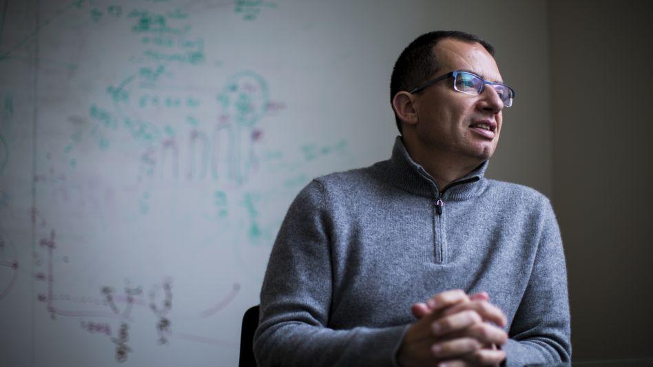 Hofft auf rasche Zulassung des Impfstoffs: Moderna-Chef Stéphane Bancel heizt den Wettlauf mit Pfizer, Biontech und Curevac an