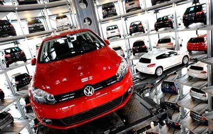 Volkswagen:Vortrieb für den Dax