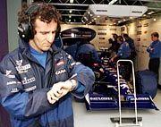 Wurde vier Mal Formel-Eins-Weltmeister: Alain Prost
