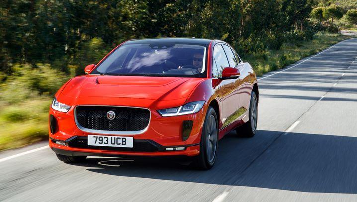 Jaguar i-Pace im Test: Unterwegs im E-Kraftwerk