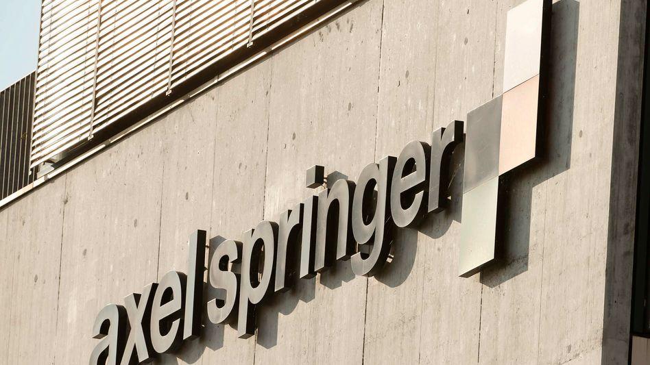 Rückzug: Axel Springer ist nicht mehr an Scout24 interessiert