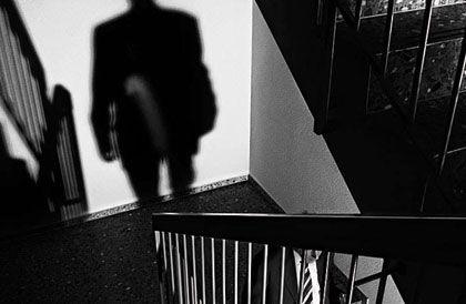 Der Abgang: Der Manager ist in Ungnade gefallen und muss die Firma verlassen