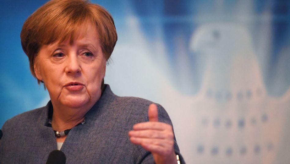 Wieder Kanzlerin: Am Mittwoch soll die neue Bundesregierung mit Angela Merkel an der Spitze vereidigt werden