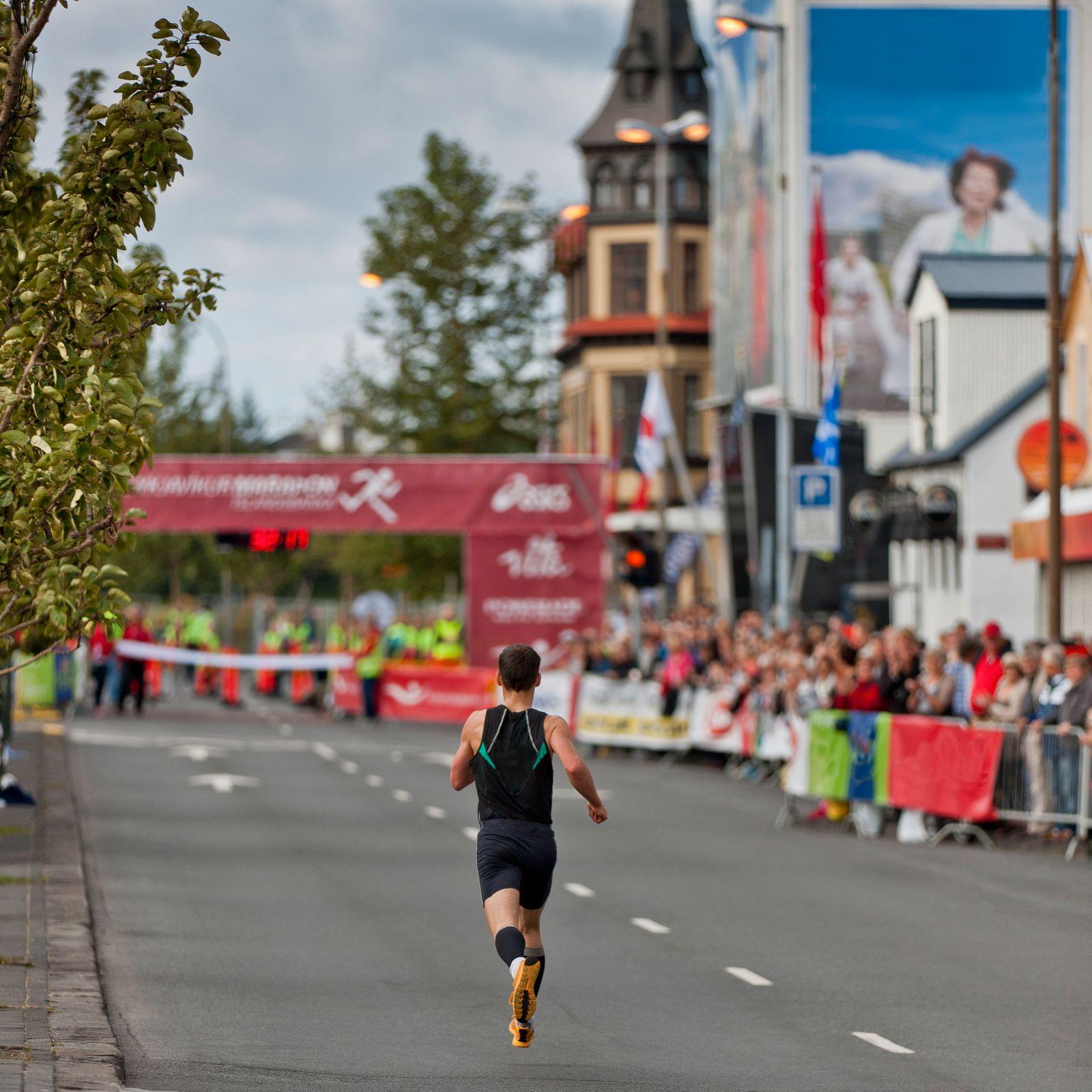 NICHT MEHR VERWENDEN! - Reykjavik Marathon, Iceland