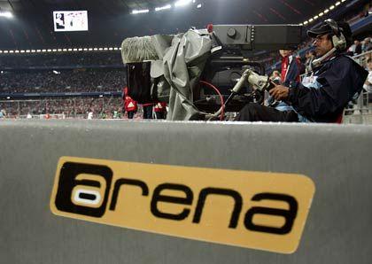 Teures Zuschussgeschäft: Die Pay-TV-Rechte für die Fußball-Bundesliga kamen Unity Media teuer zu stehen