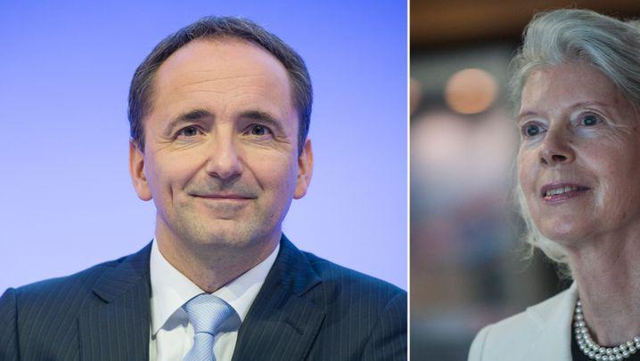 Dänisches Großmanöver: Diese Männer und Frauen sollen Maersk auf Kurs bringen