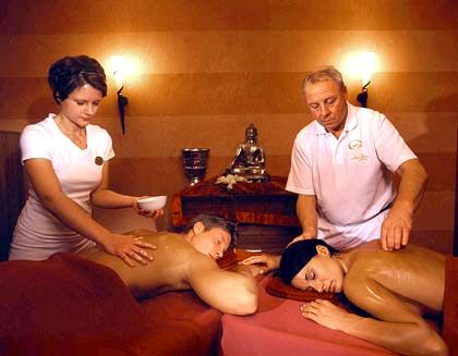 "Wellness pur: Das ""Sporthotel Stock"" im Zillertal"