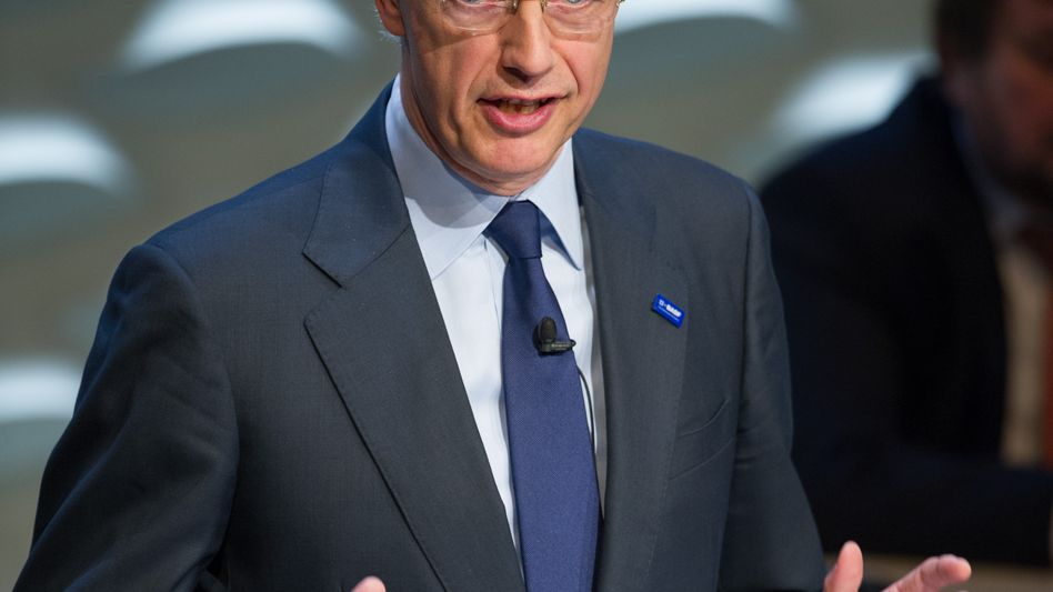 """Kurt Bock: """"Von wegen Vorreiter in der Energiepolitik"""""""