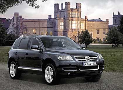 Großes Auto, große Nachfrage: Für den Touareg will Volkswagen die Stückzahl erhöhen