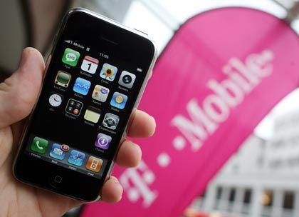 Niederlage für Vodafone: Das iPhone darf weiterhin exklusiv von T-Mobile vertrieben werden