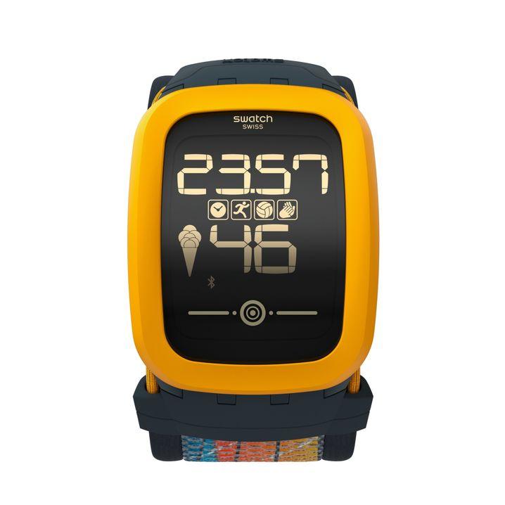 Swatch Zero Touch One: Basismodell für eine komplette Smartwatch-Kollektion