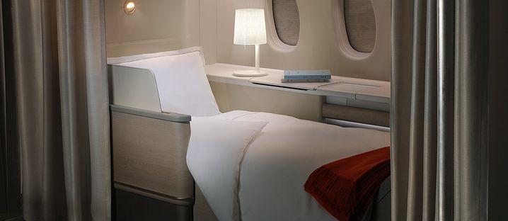 Air France: Macht manchmal keinen großen Unterschied zwischen First und Business Class