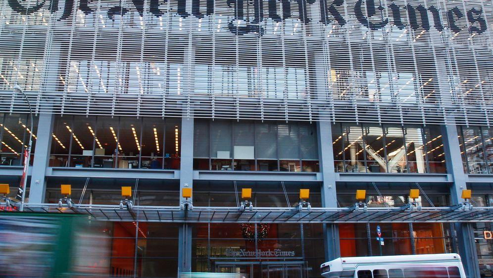 New York Times: Rezept gegen die Medienkrise