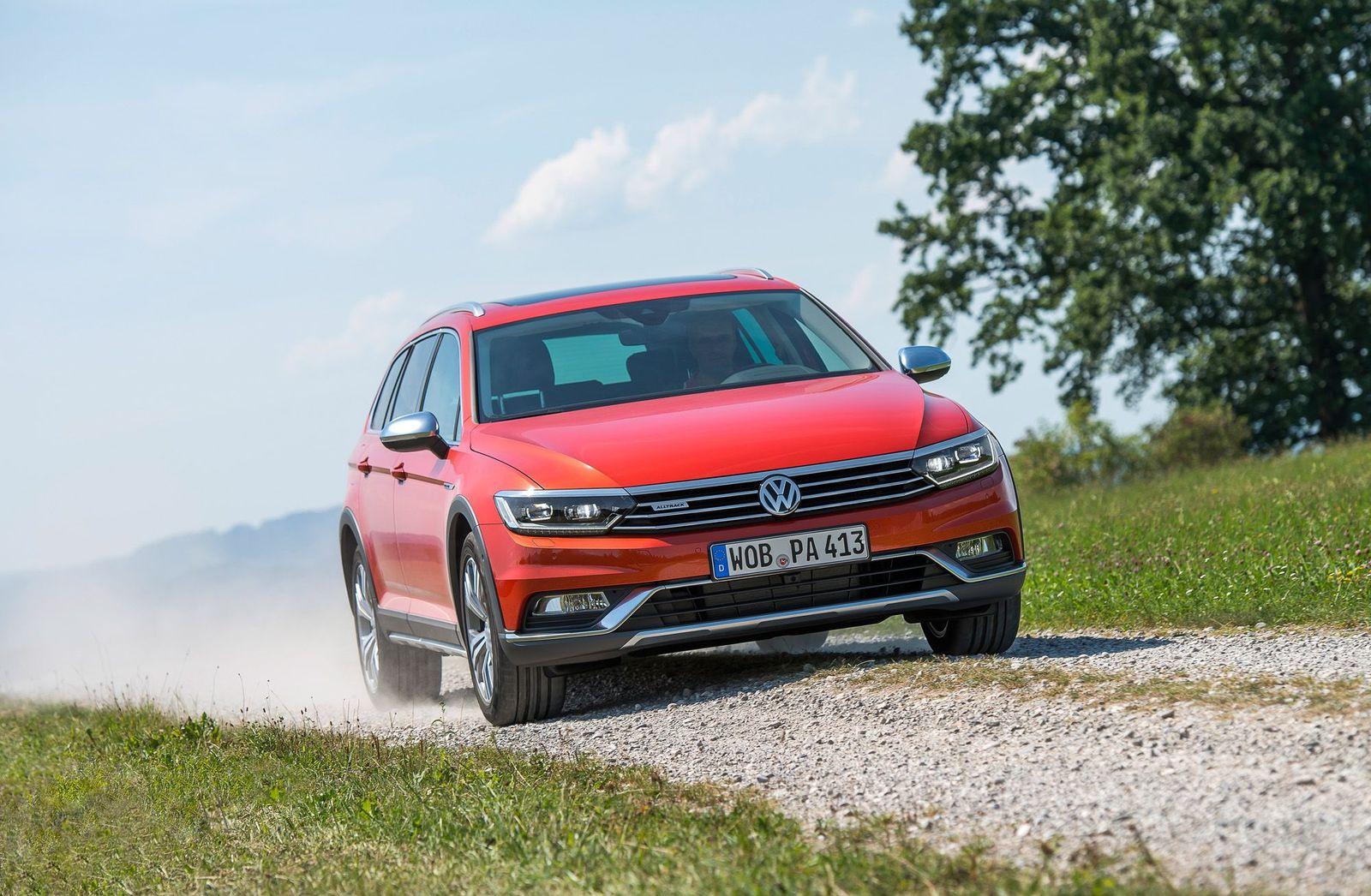 2015 / VW Passat Alltrack