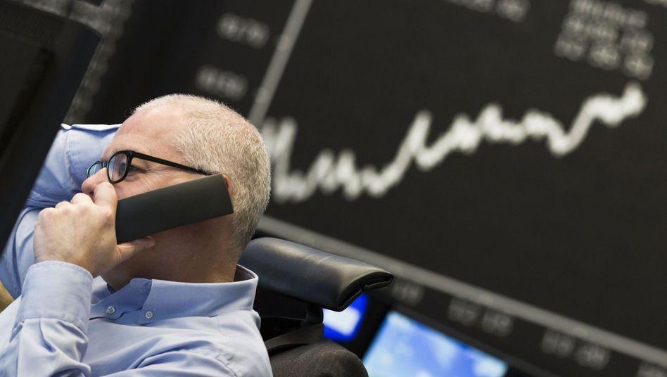 Börse Frankfurt: Rekordlauf geht weiter