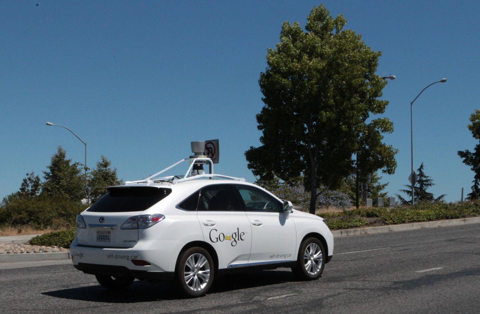 Selbstfahrendes Auto von Google / Google Car