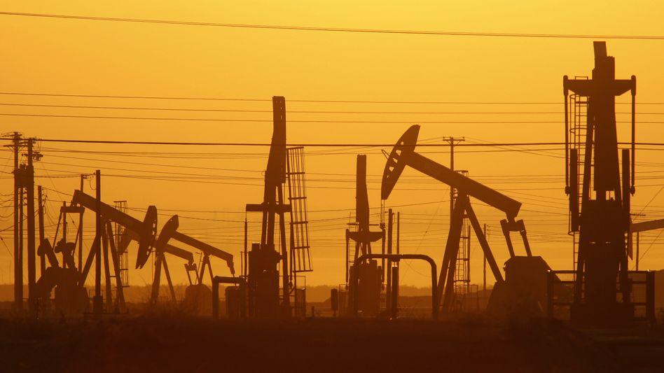 Ölförderung in der Monterey-Formation (Kalifornien): Optimistische Annahmen nicht bestätigt