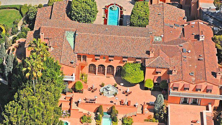 Corleone, Kennedy und Co. zu Gast: Hollywood-Filmvilla zu verkaufen - mit 30 Prozent Rabatt