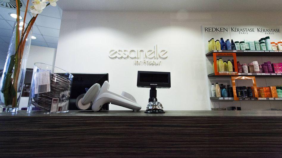 Salon von Essanelle Ihr Friseur: Gehört zur Klier Hair Group wie Super Cut, HairExpress, Frisör Klier und Styleboxx