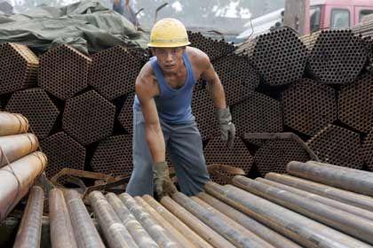 Rohstoffhunger: China mischt im Übernahmepoker mit