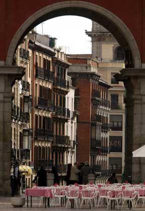 Plaza Mayor in Madrid: Immobilienpreise steigen nicht mehr so stark wie in den vergangenen Jahren