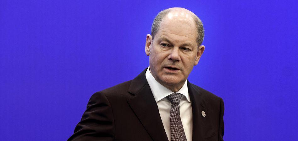 Finanzminister Olaf Scholz (SPD): Der Vizekanzler hat heute einen Termin der unangenehmen Sorte