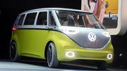 Volkswagens Elektrobus soll autonom fahren