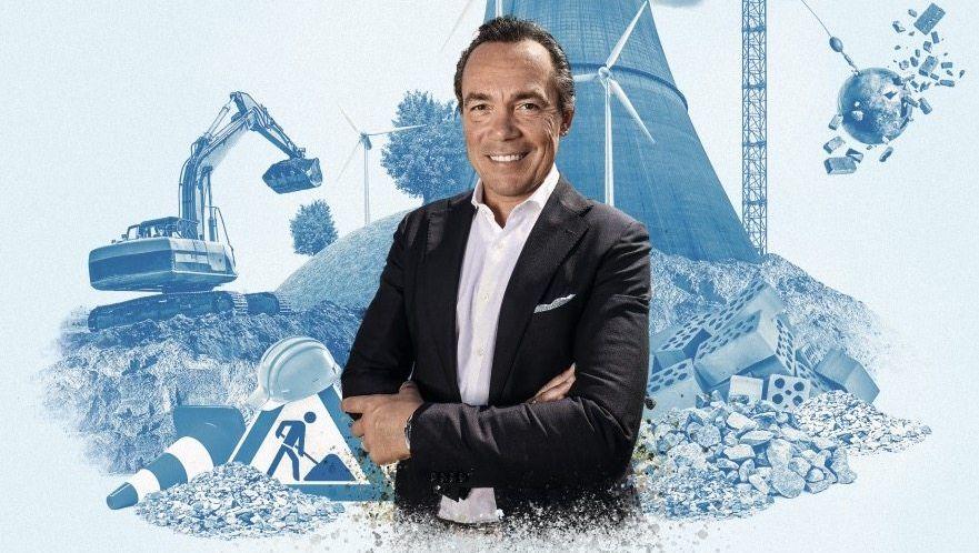 Thomas Hagedorn: Der Ausstieg aus der Kohle liefert ihm Aufträge frei Haus.