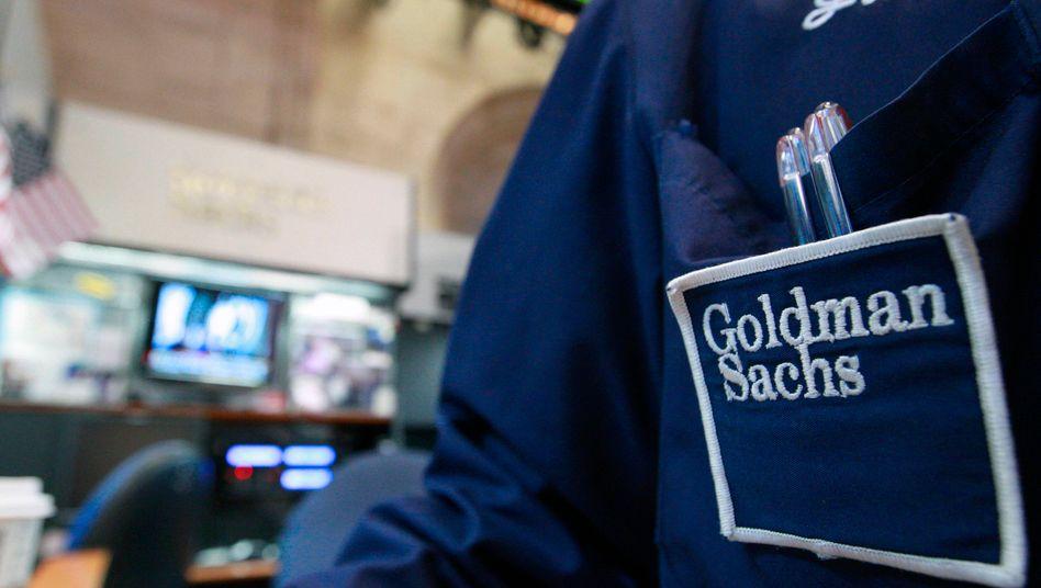 Goldman Sachs hat im dritten Quartal den Gewinn fast verdoppelt - auf 3,5 Milliarden Dollar