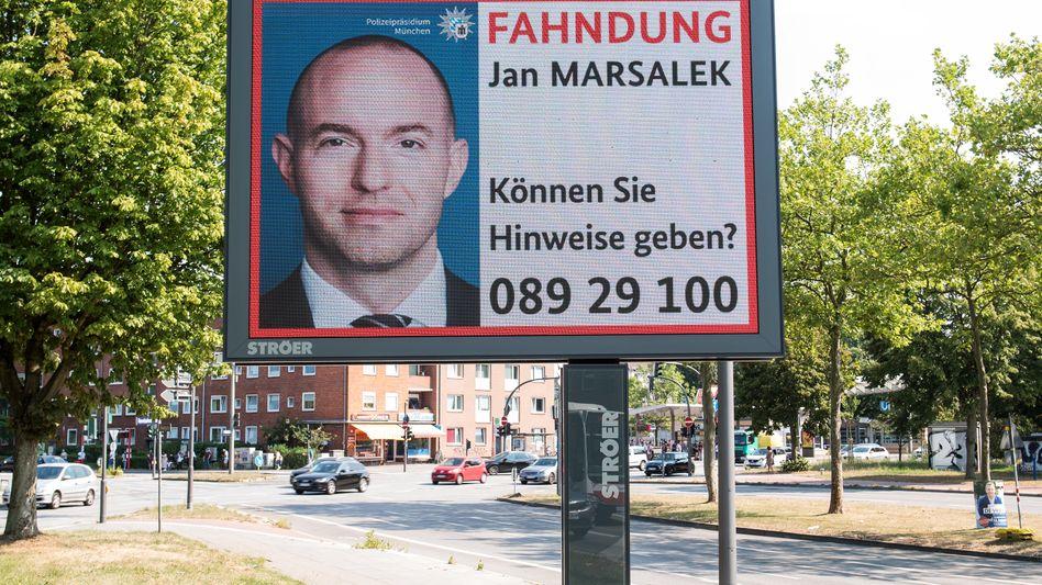 Gesucht: JanMarsalek ist seit Juni untergetaucht