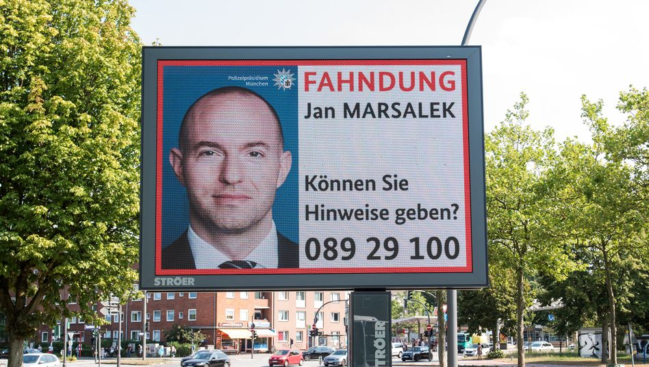 Gesucht: Jan Marsalek