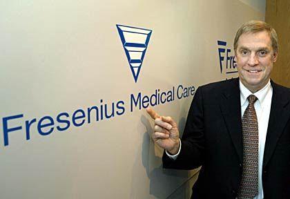 Ben Lipps: Der FMC-Chef erwarb seinen Doktortitel am MIT und stellte mit seinem Forscherteam einst die erste künstliche Hohlfasermembran her.