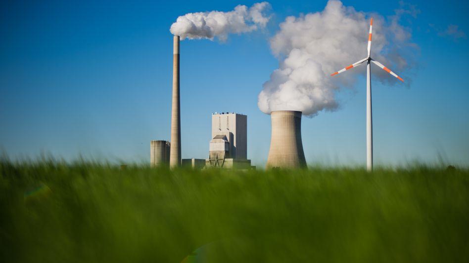 Kompliziertes Zusammenspiel: Wind- und Kohlekraft
