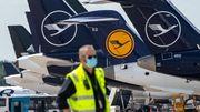 Weniger Jobs, weniger Flugzeuge