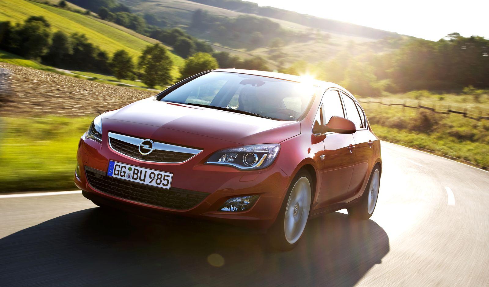 Opel Astra 1.4 Ecoflex